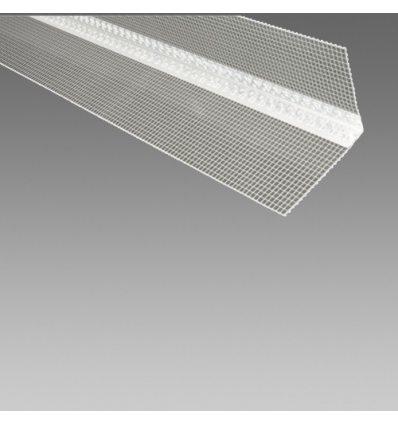 Uholník so sieťkou 10x10 plast 2,5 m štandard