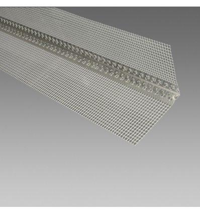 Uholník so sieťkou 10x10 Al 2,5 m štandard