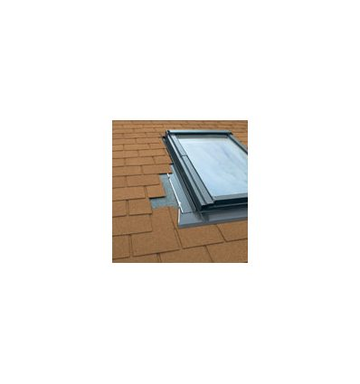 Tesniace lemovanie pre kyvné, kyvno výklopné okná ESV pre ploché krytiny