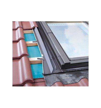 Tesniace lemovanie EZV-A pre okná so zvýšenou osou otáčania s dolným presvetlením ( profilované krytiny)