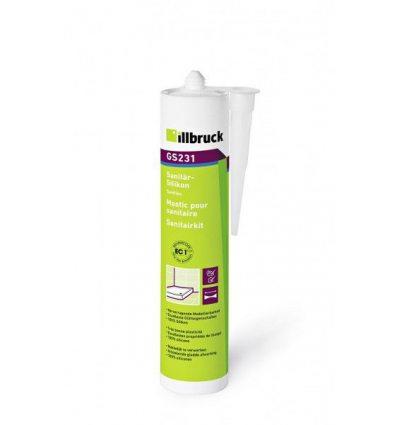 Sanitárny silikón 310 ml GS231