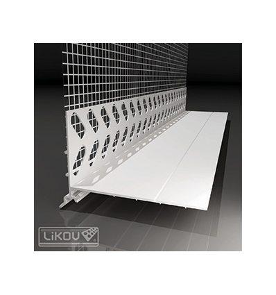 LW66-2 ukončovací profil soklový - prechodový