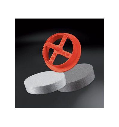 Frézka na polystyrén 67 mm