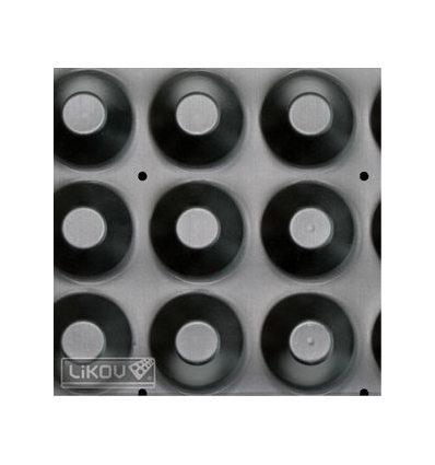 LINOP 20-V 800 PERFOR nopová fólia 800g/nop 20mm/2,0x20m s perforáciou