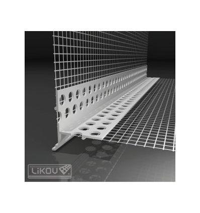 LTDU 2500/Vertex/lišta s okapnicou