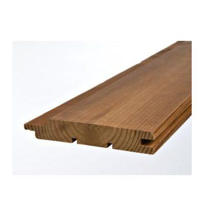 Vonkajší drevený obklad Thermoborovica UTV, Tatran profil