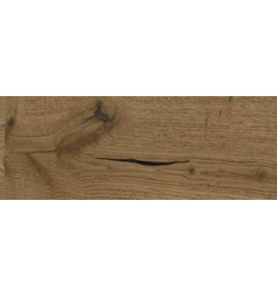 3-vrstvová masívna podlaha 1 doska Eurowood/L1590 Dub hnedý rustikal, olej