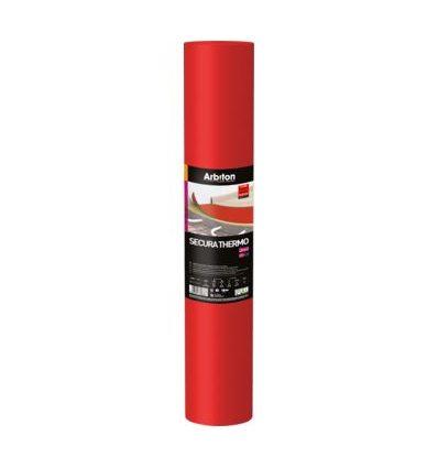 THERMO červená podložka na podlahové vykurovanie