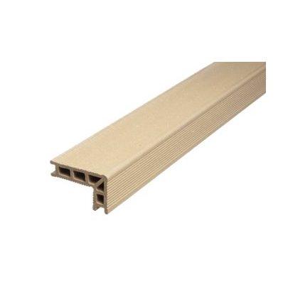 Ukončovací/schodový profil WPC UPM ProFi Deck