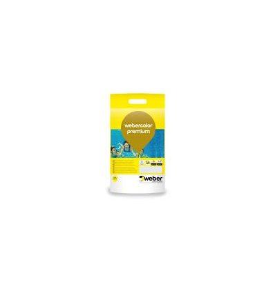 webercolor premium - flexibilná škárovacia hmota