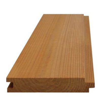 Vonkajší drevený obklad Termoborovica Luna Panel