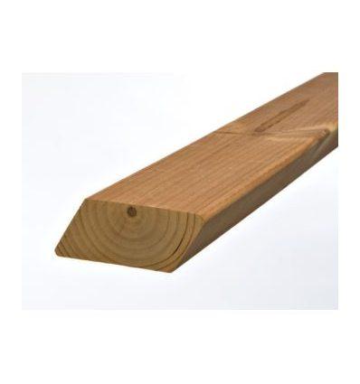 Vonkajší drevený obklad Termoborovica SSS