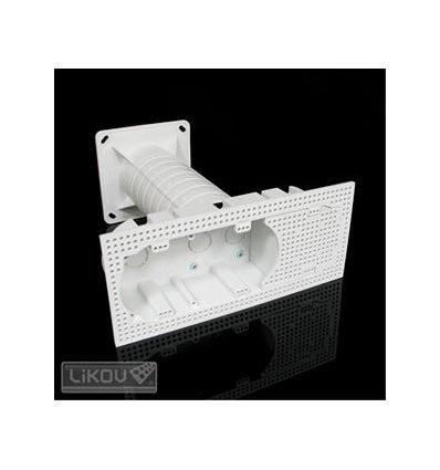 KEZ 300/120x120/300mm elektroinštalačná krabica pre RTICS