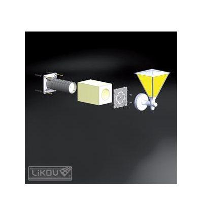 MDZ-XL montážna doska pre ETICS