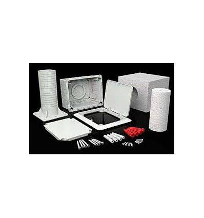 KUZ-VOI elektroinštalačná krabica pre ETICS