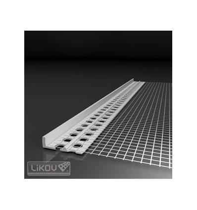 LC-L 2000/VERTEX/lišta ukončovacia omietková