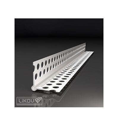 G-LP PVC 23,5x23,5/2500/lišta rohová