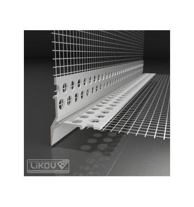 Layerov profil s okapom a sieťkou 2,5 m