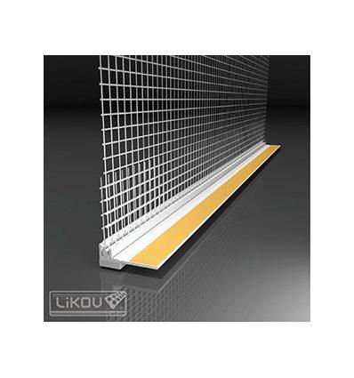 LS-EKO 2400/VERTEX/lišta okenná začisťovacia