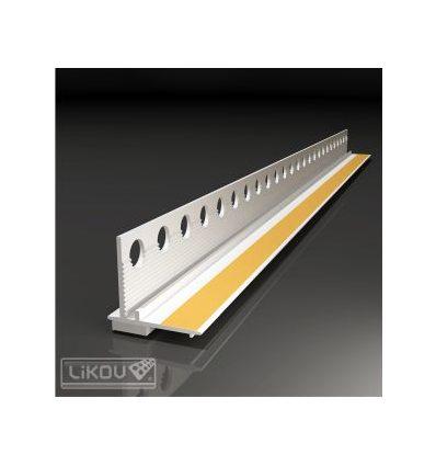 PS-US8 08/2400/lišta okenná začisťovacia 8mm