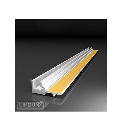PS-15 (LA15) 12/2400/lišta okenná začisťovacia 12 mm