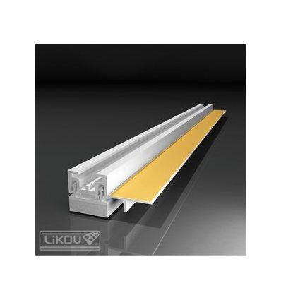 PS-16 15/2400/lišta okenná začisťovacia 2D 15 mm