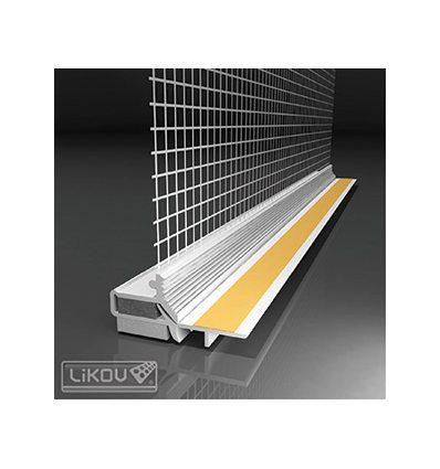 LS3-29 plus (LW29 PLUS) 2400/VERTEX/lišta okenné začisťovacia 3D