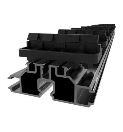 Podkladová konštrukcia Clip JuAn® Perfect Rail