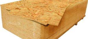 Dosky OSB sú vyrábané technológiou lepenia orientovaných drevených triesok v troch vrstvách spojivom z polyuretanových živíc, bez obsahu formaldehydu.