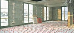 Systémové dosky pre podlahové kúrenie sú izolačné systémové polystyrénové dosky, ktoré slúžia ako tepelná izolácia a pomáhajú uložiť potrubie pre podl. kúrenie