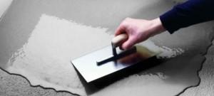 Produkty pre podlahy ako sú potery, nivelačné hmoty, podlahové stierky, podkladné nátery, výstuže, epoxidové nátery a stierky. Riešenie pre Vás